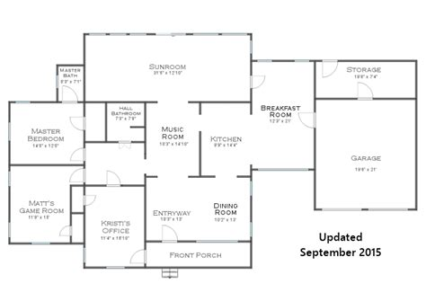 floor plan bot exciting house news a change in floor plans