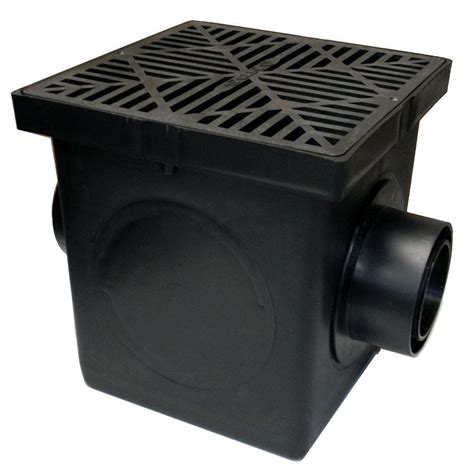 NDS 12 in. x 12 in. Catch Basin, 2 Opening Kit 1200BKIT
