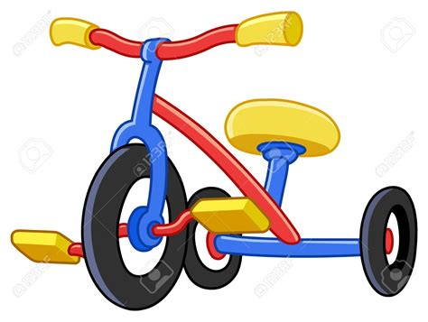 tricycle cartoon bicycle clipart tricycle pencil and in color bicycle