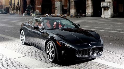 Black Maserati Maserati Wallpapers Wallpaper Cave
