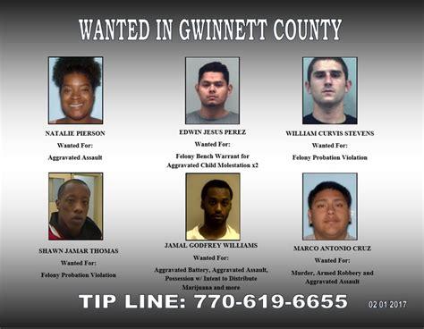 gwinnett county bench warrants gwinnett sheriff s office seeks 6 charges include assault