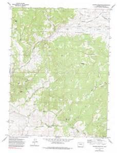 quaker mountain topographic map co usgs topo 40107f2