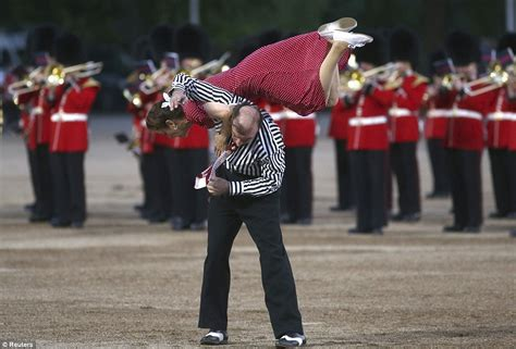 london swing dance prince william pays tribute to armed forces at beating