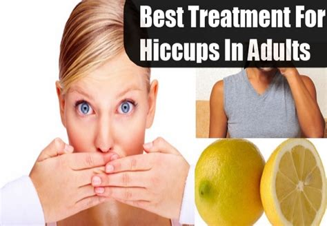 best treatment for hiccups in adults how to treat