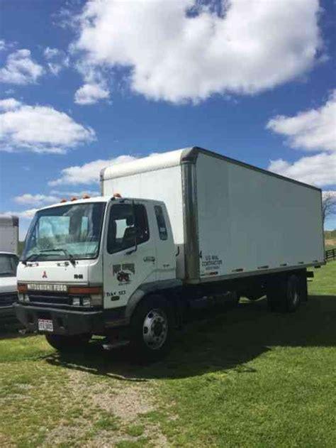 mitsubishi truck 1998 mitsubishi 1998 box trucks