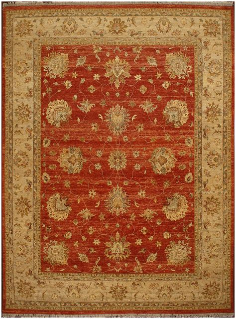 gold wool rug rugsville vegetable dyes rust gold wool 10231 rug rugsville co uk
