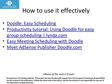 how to add participants on doodle doodle presentation