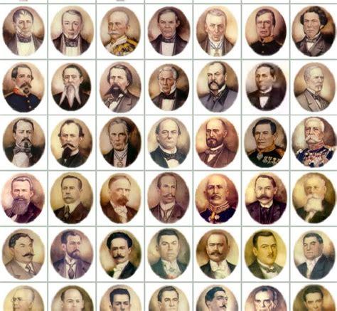 lista los presidentes de mexico historeando todo sobre la historia de m 233 xico presidentes