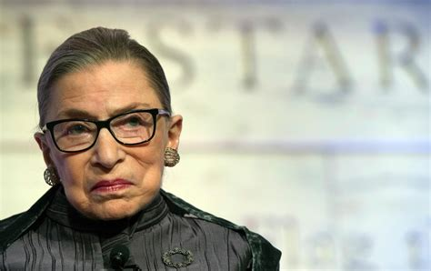 the only thing ruth bader ginsburg did wrong was apologize