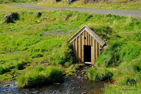 Barn Style Houses keldur turf house in south iceland is this the oldest