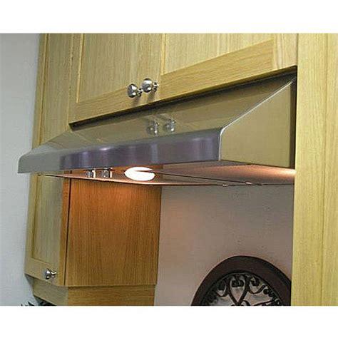 range hoods slim line 1900 series cabinet mount range