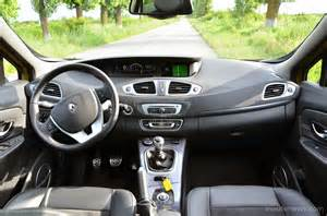 Renault Scenic Interior Renault Scenic Xmod Review Interior 18 Images Test