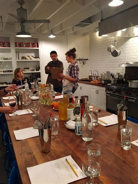 handcrafted cocktails a bad bartending class