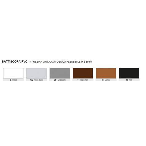 Pvc Boden Ungiftig by Battiscopa Flessibile H 50 Mm In 6 Colori Centro Edile