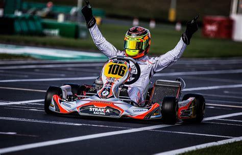 cik fia kf european karting title