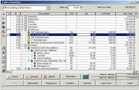 design and build contract bill of quantities construction cost estimating blog bill of quantity for
