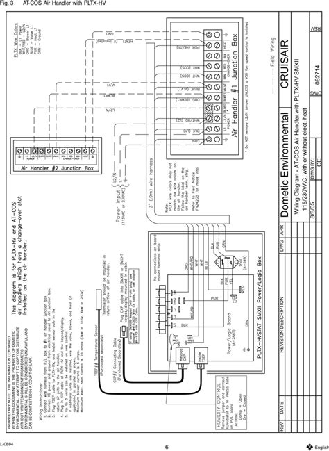 dometic thermostat wiring diagram thermostat wiring
