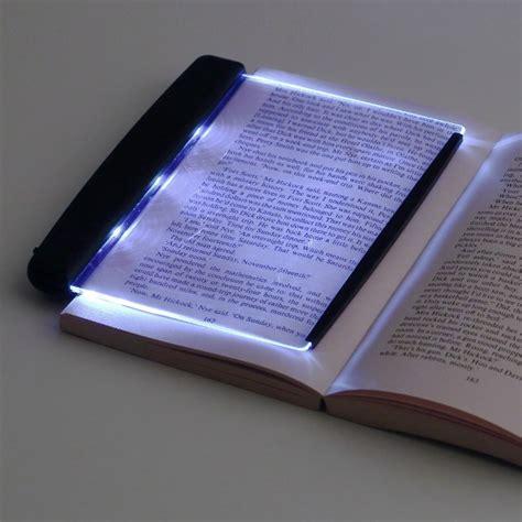 led book reading l