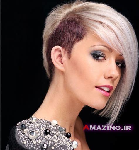 new short hair model 2014 سری ششم مدل مو های کوتاه جدید دخترانه و زنانه اروپایی