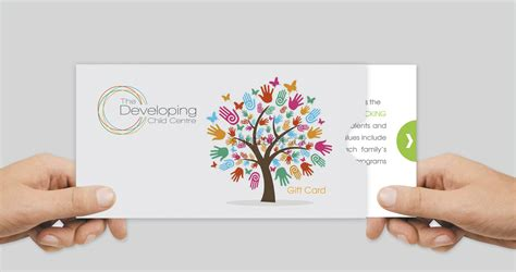 Charity Donation Gift Card - card design for nof mazrui by tanya design 2704947