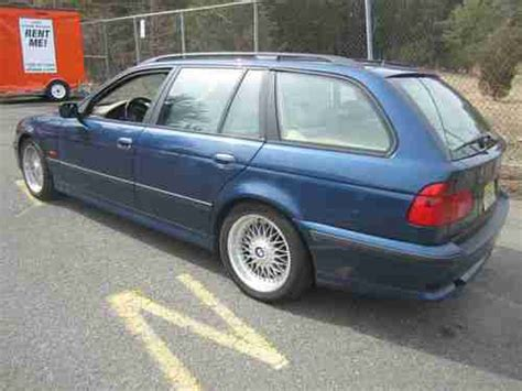 find used 2000 bmw 528i sport package w premium nav