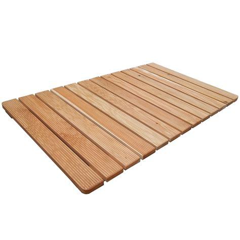 pedana per doccia pedana doccia 105x63 cm ideale per piatto rettangolare 120x80