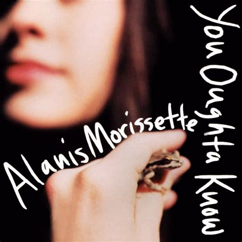 alanis morissette you oughta live cover alanis morissette you oughta studio acapella