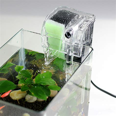 Pompa Air Mini Aquarium acquista all ingrosso mini acquario filtro da