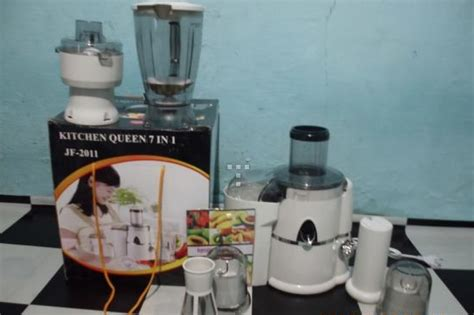 Mixer Juicer Lejel power juicer kitchen set 7 in 1 blender dapur set