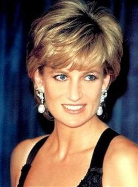 hairstyles like princess diana awesome short hairstyle