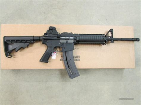 M S G Strong Rifle colt m4 ops ar 15 m4 semi auto carbine 22 lr for sale 900546199