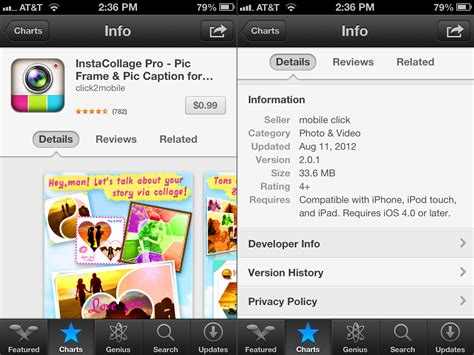 Or App App Store Gets An Organizational Boost In Ios 6 Ars Technica