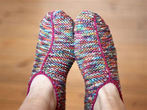 free garter stitch knitting patterns 20 diy slipper knitting patterns page 2 of 3