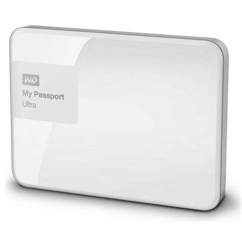 Wd My Passport 1tb wd my passport ultra 1tb 2 5 quot usb 3 0 brilliant white