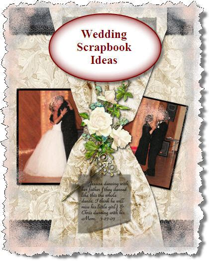 Wedding Scrapbooking Ideas by Scrapbooks Ideas And Layouts Wedding Scrapbook Ideas