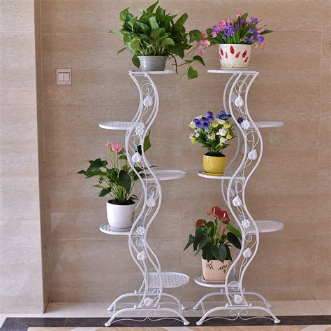 design of flower pot stand new design tall flower stand for wedding wedding flower