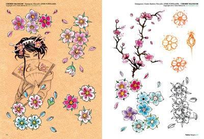 fiori di ciliegio giapponesi disegni fiori 2