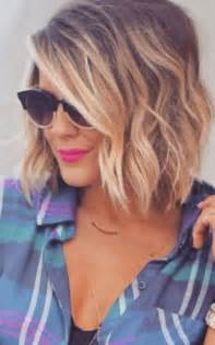 medium length hair with ombre highlights 25 exciting medium length layered haircuts popular haircuts