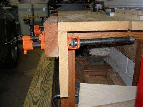 nicholson workbench additions woodworking shop layout