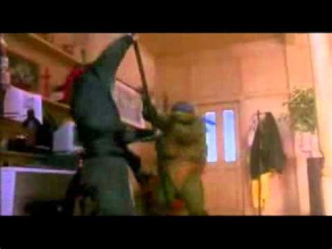 sam rockwell ninja turtles movie the full version of the tmnt 1990 apartment fight youtube