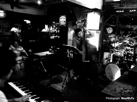 The Living Room Jazz Bangkok The Best Jazz Clubs In Bangkok Living Thai
