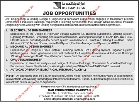 design engineer jobs in hyderabad electrical design engineer civil design engineer auto