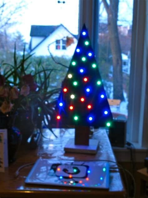 energy best green led light metal christmas tree led tree 2012 andrew o malley