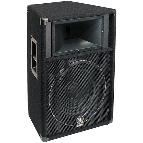 Sound Box Cabinet by Yamaha S115v Club Series V Speaker Cabinet Music123