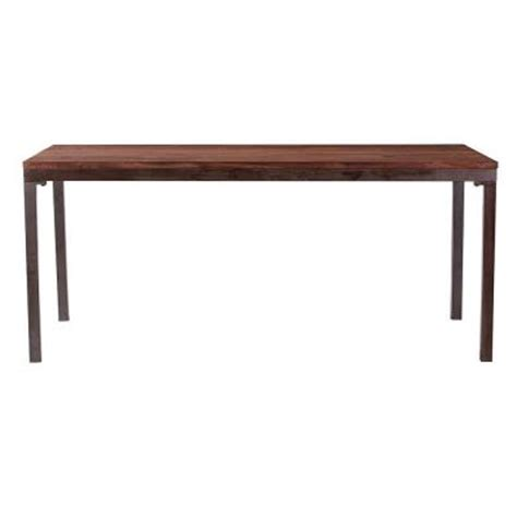 Holbrook Coffee Table Home Decorators Collection Holbrook 72 In W Dining Table In Coffee Bean 0179900950 The Home Depot