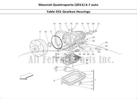 car maintenance manuals 2010 maserati quattroporte spare parts catalogs service manual 2011 maserati quattroporte oil filter bolt seal install service manual 2008