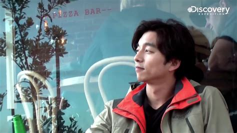 gong yoo latest news 2015 gong yoo 공유 discovery expedition 2015 ss cf youtube