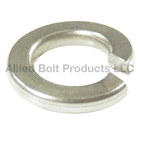 Allies Wired Links 20 by 3 8 Quot Type 304 Stainless Steel Split Lock Washer Allied