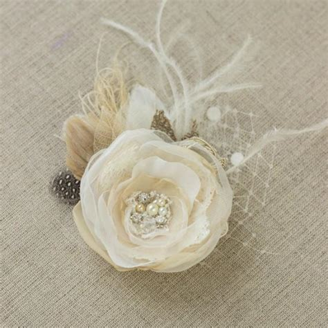 Vintage Wedding Guest Hair Accessories by Wedding Hairpiece Bridal Hair Bridal Headpiece