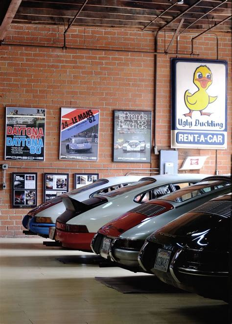 magnus walker garage 141 best magnus walker porsche images on pinterest